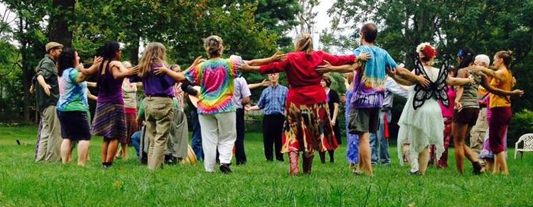Universal Dances of Peace